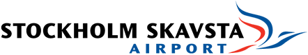 Logo Stockholm Skavsta Airport